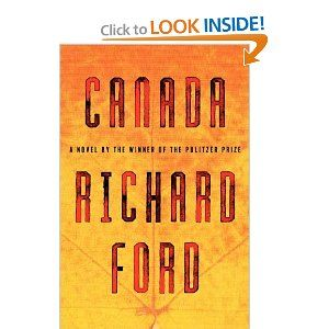Canada by Richard North. Interviewed on CBC, book sounded great.
