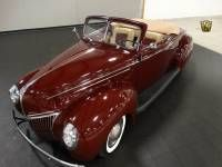 1939 Ford Deluxe Convertible: 45 of 49