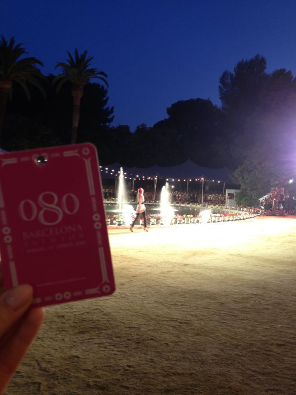 080 #Barcelona #Fashion here we are!