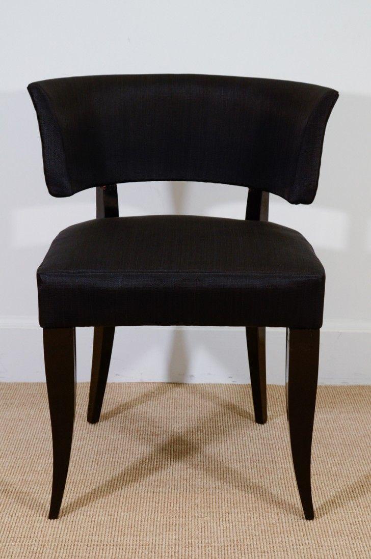 Prime Astounding Modern Klismos Chair Breathtaking Solid Black Unemploymentrelief Wooden Chair Designs For Living Room Unemploymentrelieforg