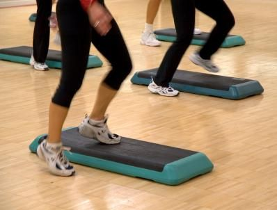 Step Aerobics - still a great workout today! | I loved the