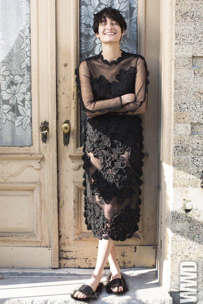 Spring 2015 Trend: Simone Rocha