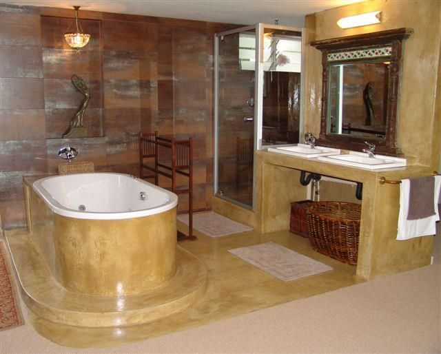 Cement Bath Surround Vanity And Floors Durban South Africa Cement