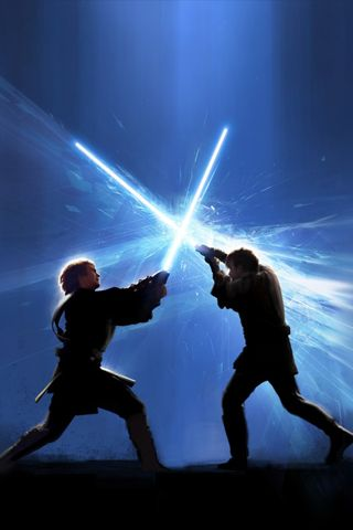 Jedi Fight Android Wallpapers Hd Star Wars Wallpaper The Force Star Wars Star Wars Anakin