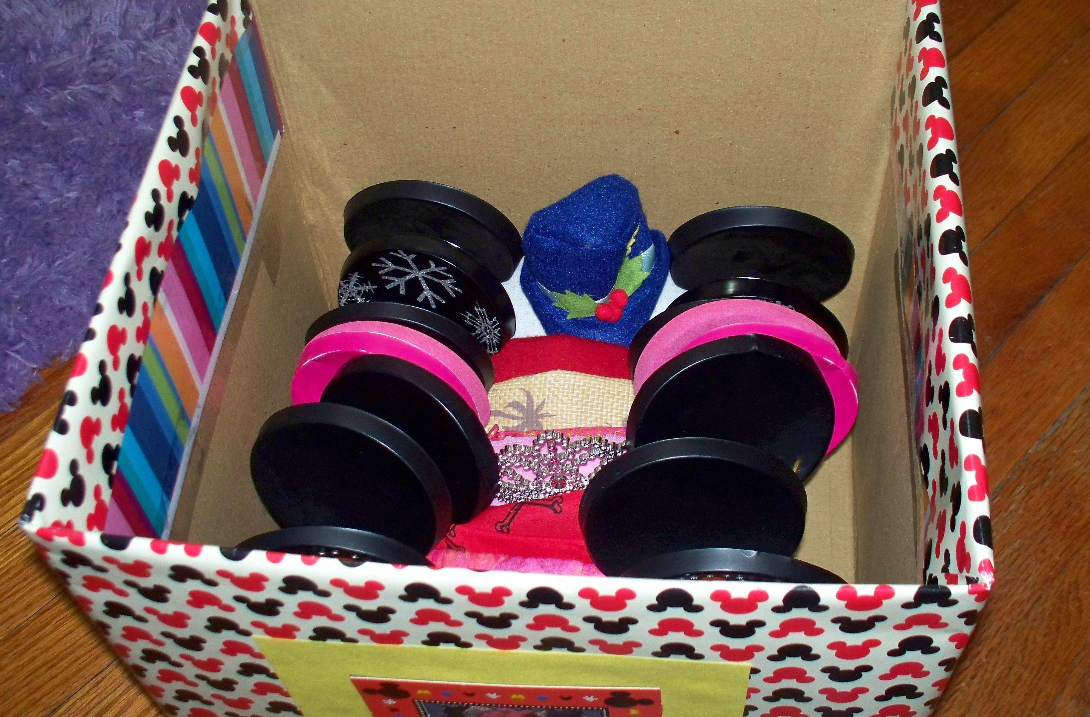 Mickey Ear Hat Box