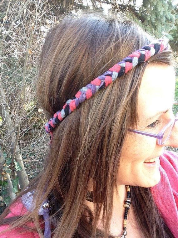 Hair wrap dreadwrap hair ornament Dreadwrap hair accessories festival hiding compartment boho shell leather gypsy hippie elf