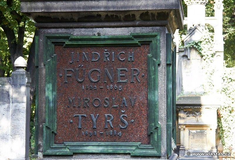 hrob Miroslav Tyrš