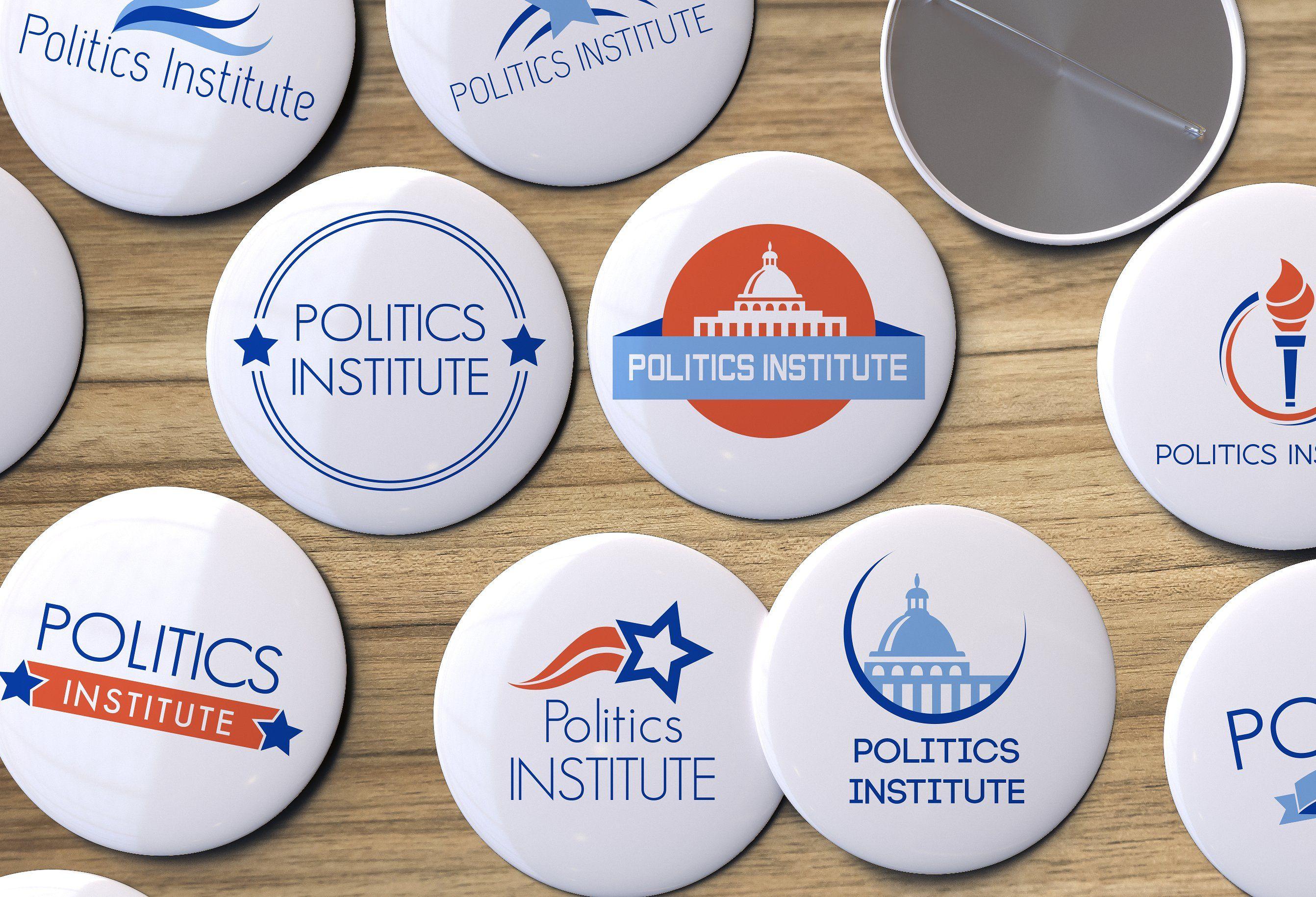 20 Political Logo Package completelyeditableillustrator