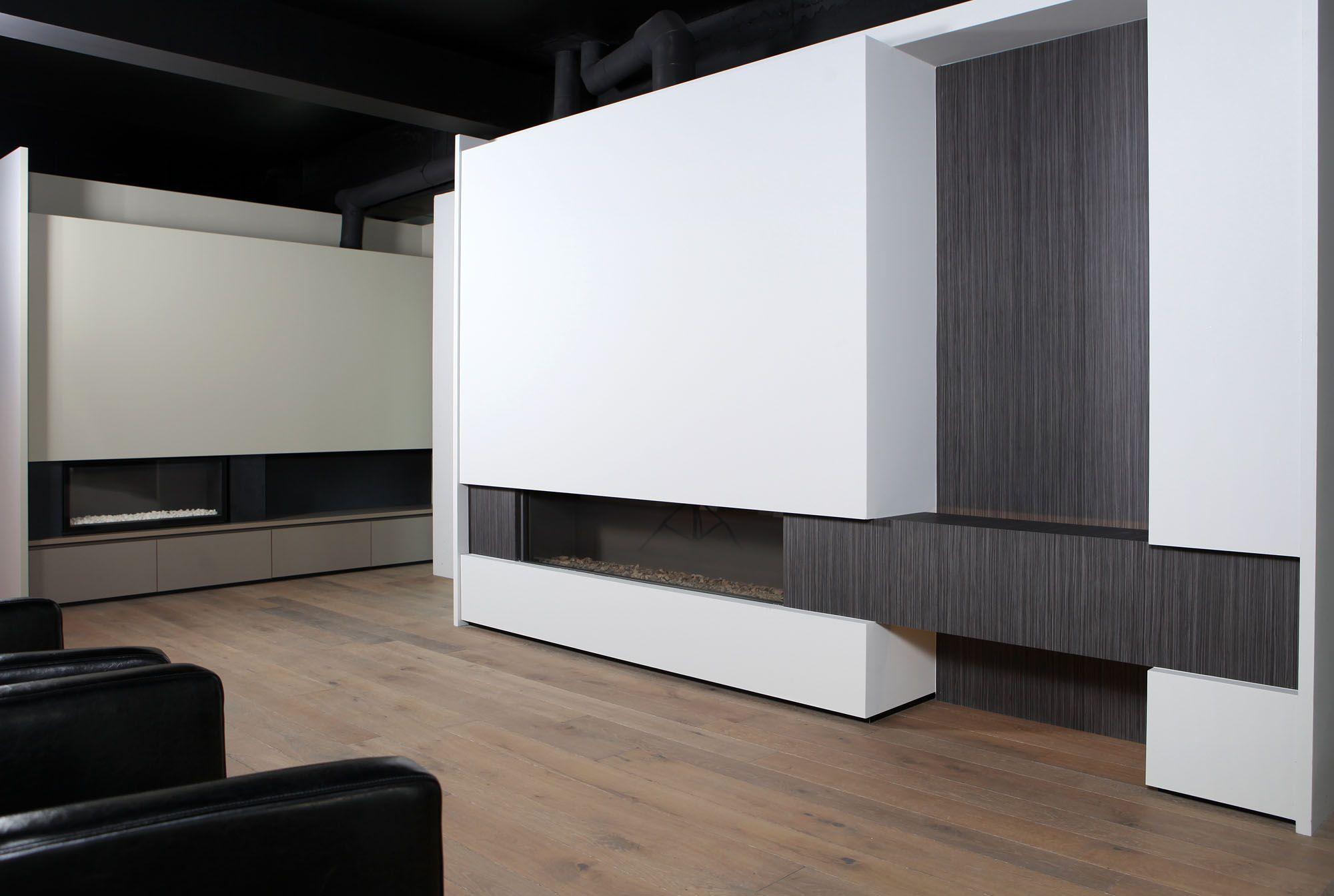 Modern Strak Interieur : Timmermans interieur ballet kermt design │modern│ strak│ hout