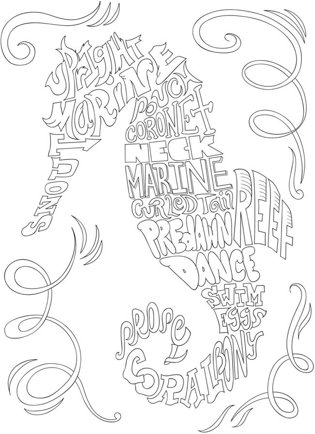 Creative Haven Animal Whimsy: A WordPlay Coloring Book Welcome to ...