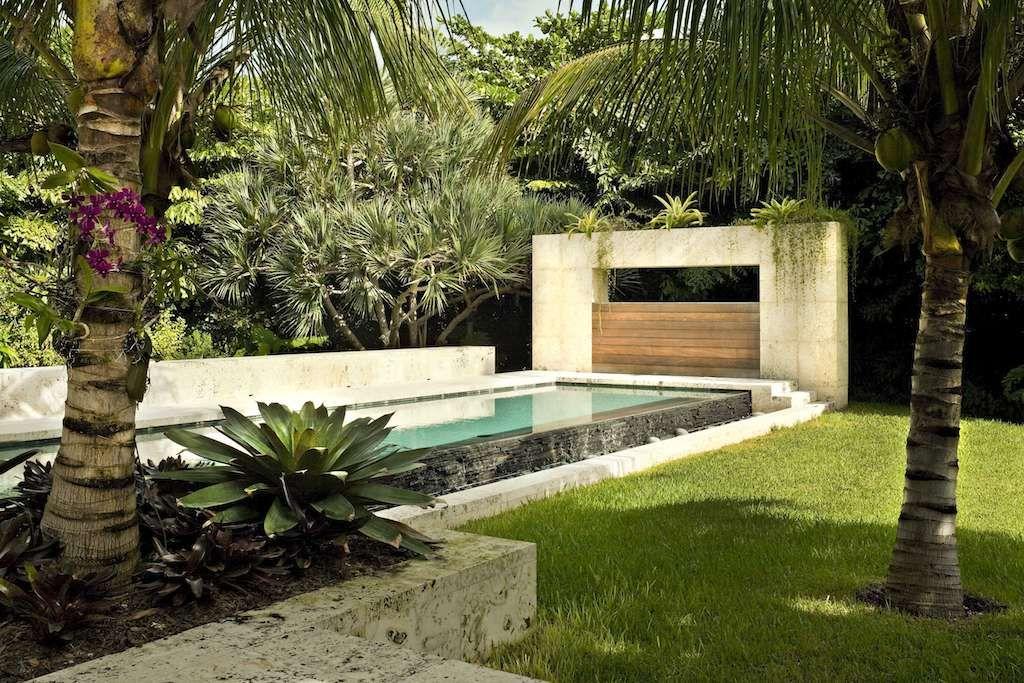 South Florida Tropical Landscaping Ideas Tropical Garden And