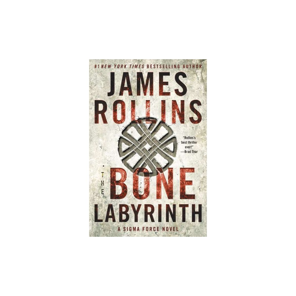 Bone Labyrinth (Reprint) (Paperback) (James Rollins)