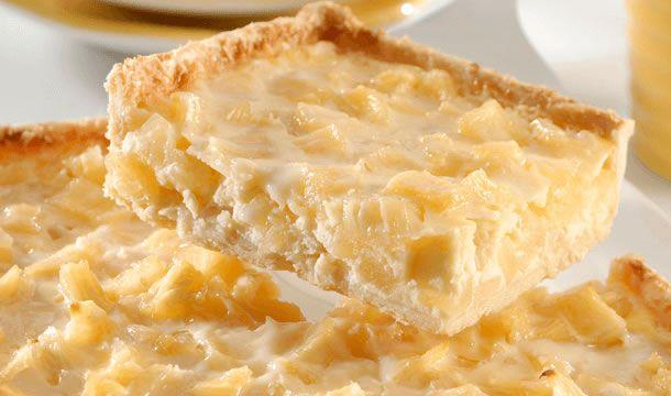 Te compartimos la receta para preparar Pay de piña colada, cocina con inspiración con Recetas Nestlé.