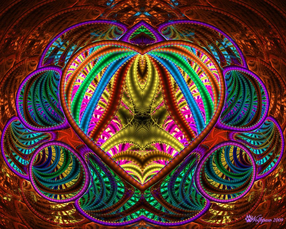 Color art digital - Find This Pin And More On Fractals Digital Art