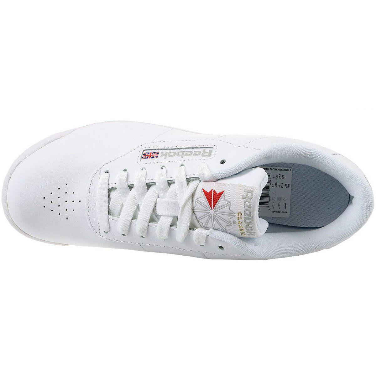 Reebok Princess W Cn2212 Shoes White Reebok Princess Sport Shoes Women Reebok