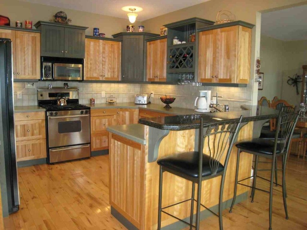 How To Paint Kitchen Cabinets In Mobile Home Small Kitchen Design Ideas Mobile Home Kitchen Remodel