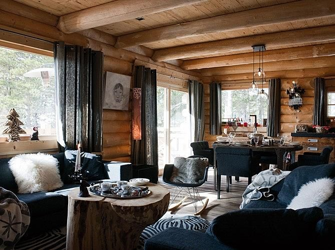 Decorazioni Per Casa Montagna : Come arredare la casa in montagna dolomiti casa gemütlich nel