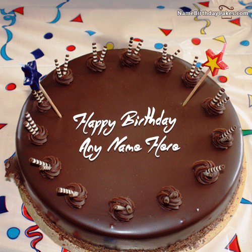 Birthday Special Amazing Cakes With Name Dear Tanu Pinterest - Special cake for birthday
