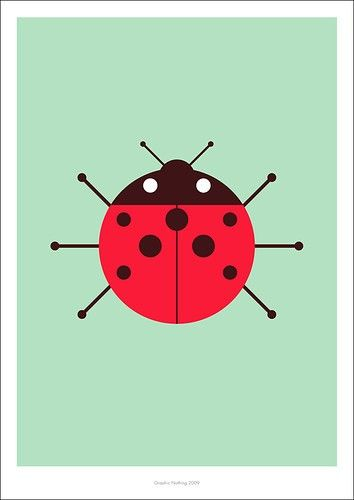 A Child's Guide to... a Ladybird / Graphic Nothing picture on VisualizeUs