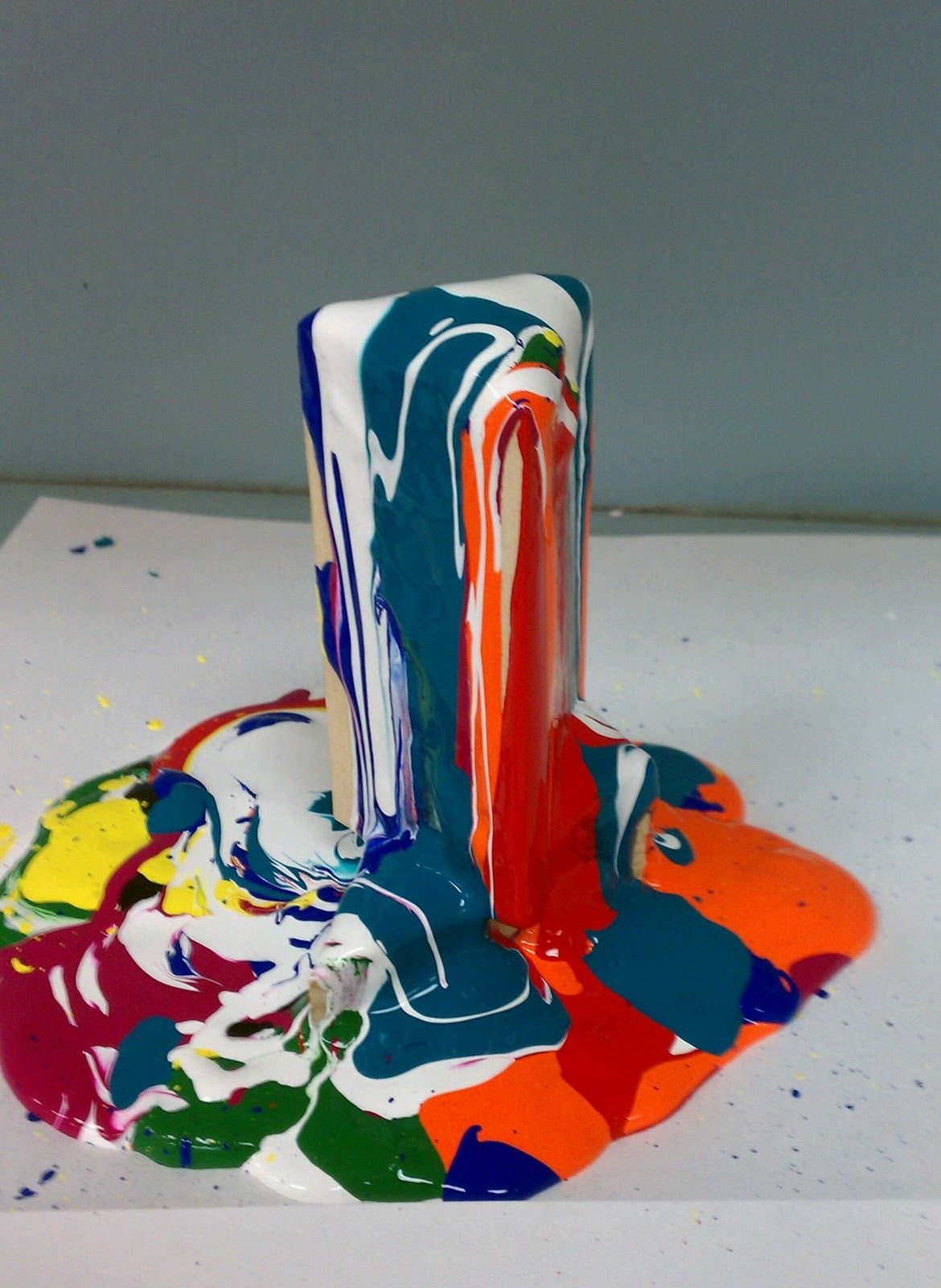 Explore Drip Painting Art Therapy And More