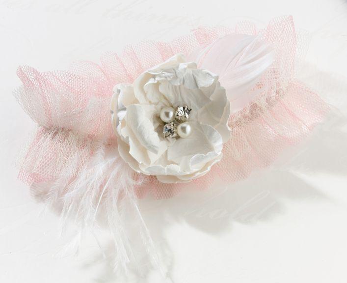 Lillian Rose Garter- $15