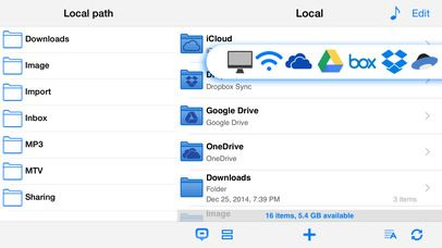 Phone Drive - File Manager Browser & Explorer by Eightythree