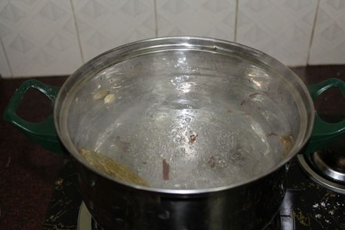 Fish Briyani / Fish Dum Briyani / Spicy Fish Briyani Recipe