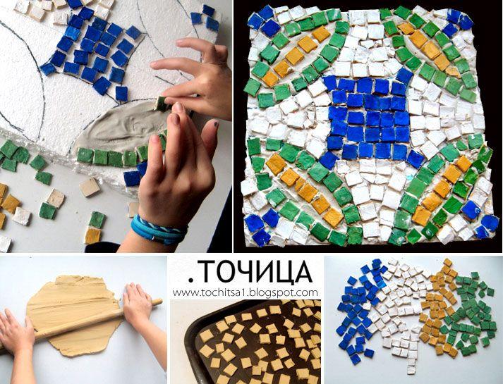 Diy Roman Mosaics Roman Mosaic Mosaic Mosaic Art