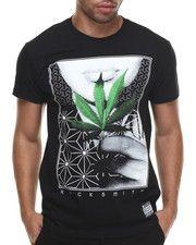Shirts - Tsuru Leaf T-Shirt