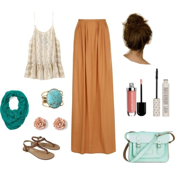 """Effortless"" by heyheyhannahalexandra on Polyvore"
