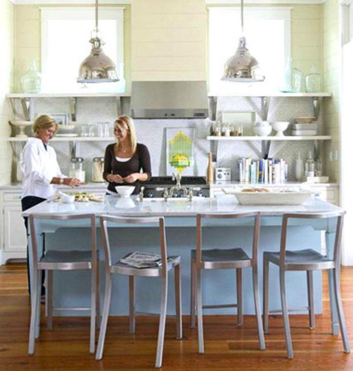 Gemütlich Und Chic Küsten Küche Designs die Küche muss bestimmt ...