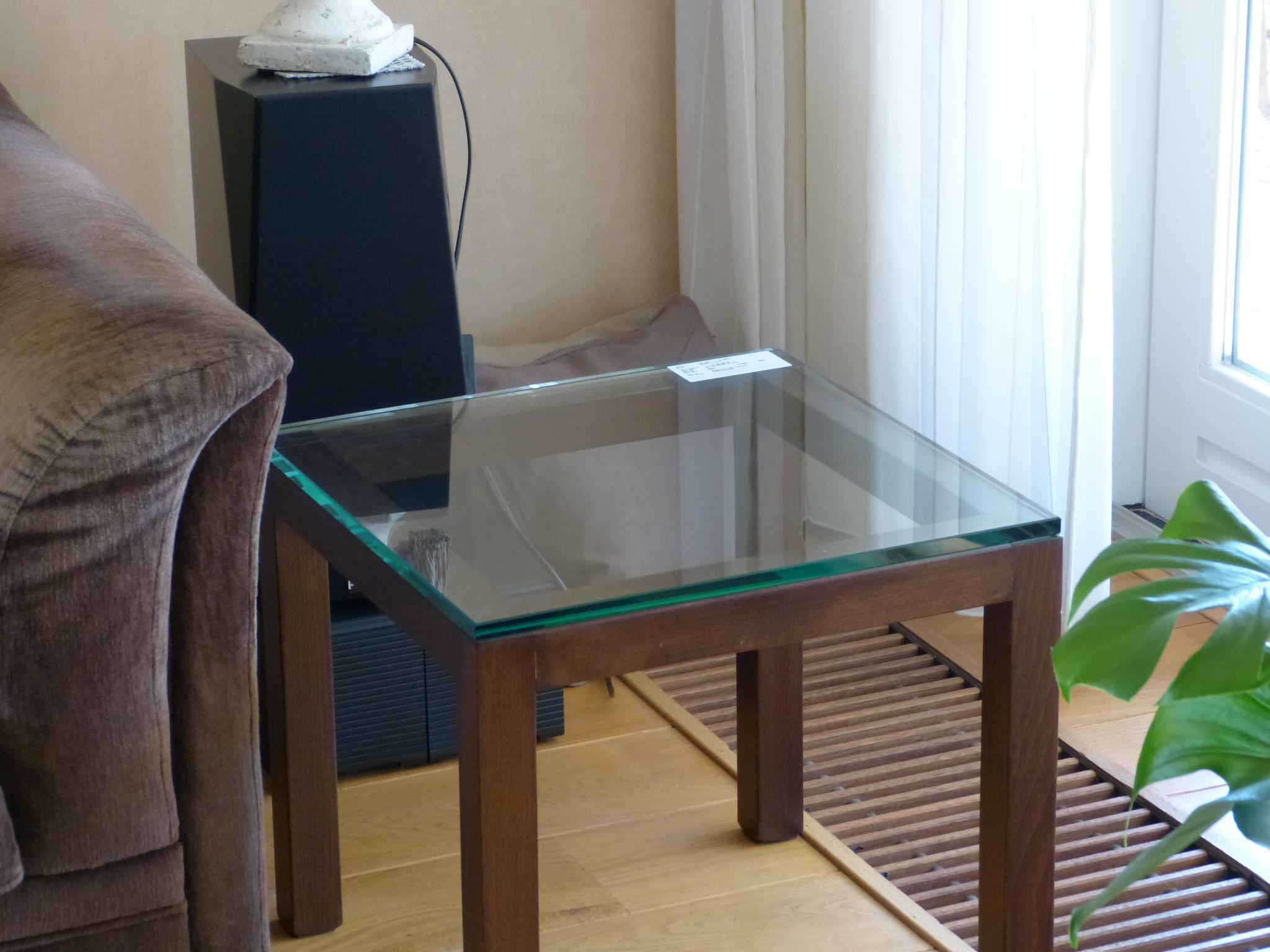 Glazen Tafelbladen Op Maat.Glazen Tafelblad Op Maat Massief Dik Veiligheidsglas Van 10