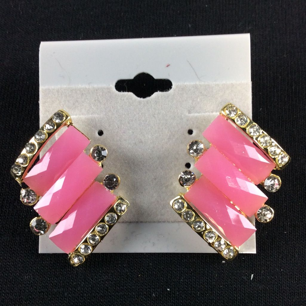 of chunky earrings stud pin set nwt aeropostale new