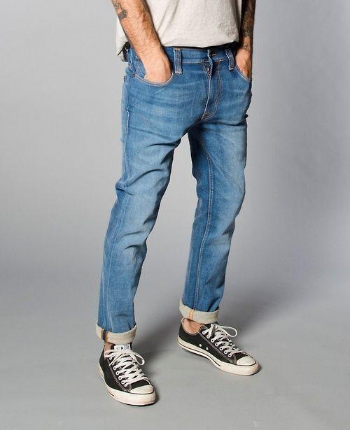 chucks simple but great sneakers Style tumblr nudie | Men's ...