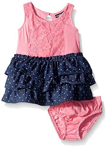 Baby Denim Dresses Online   Buy Denim Dresses for Baby Girls   Boys 5a701f1f1
