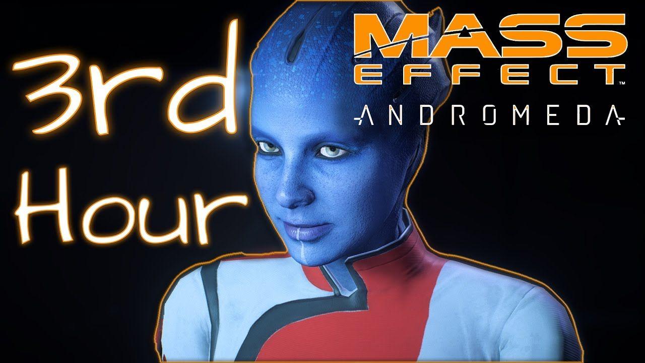 Mass Effect Andromeda   Origin Access   Free 10-Hour Trial   3rd Hour Ga...