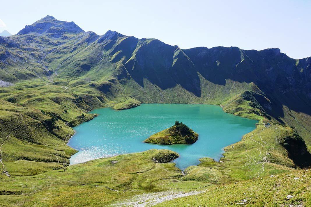 Schönste Seen Bayern
