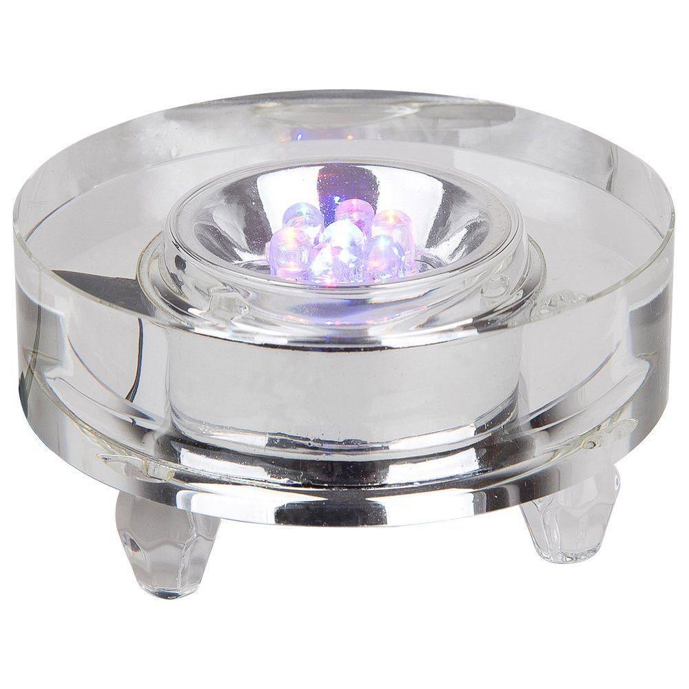 Multicolored Led Light Base For Laser Engraving Crystal Display Stand Led Lights Crystals Laser Engraving