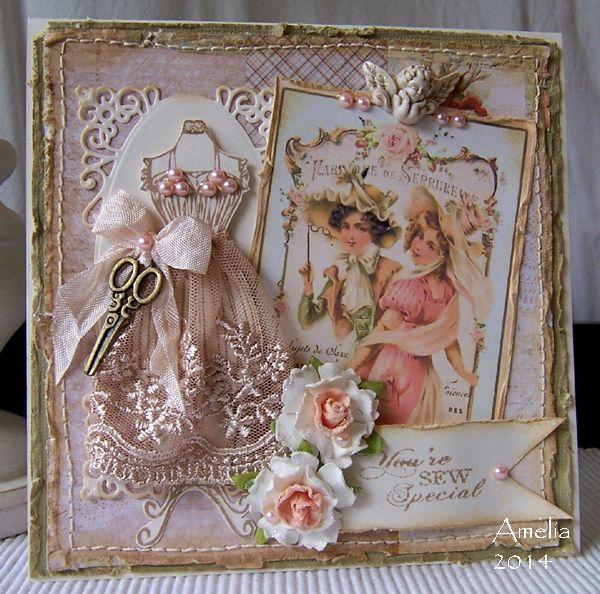 JKD_Ladies... Lovely card