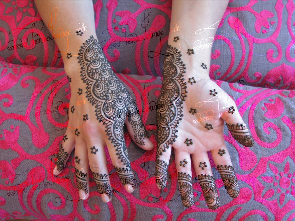 Ash Kumar Bridal Mehndi Designs : Fashion for every one gorgeous and expensive bridal henna mehandi