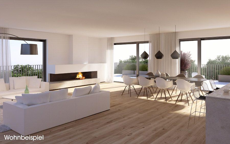 penthouse avantgarde penthousewohnung 157 m in salzburg aigen zu kaufen livingroom in 2019. Black Bedroom Furniture Sets. Home Design Ideas