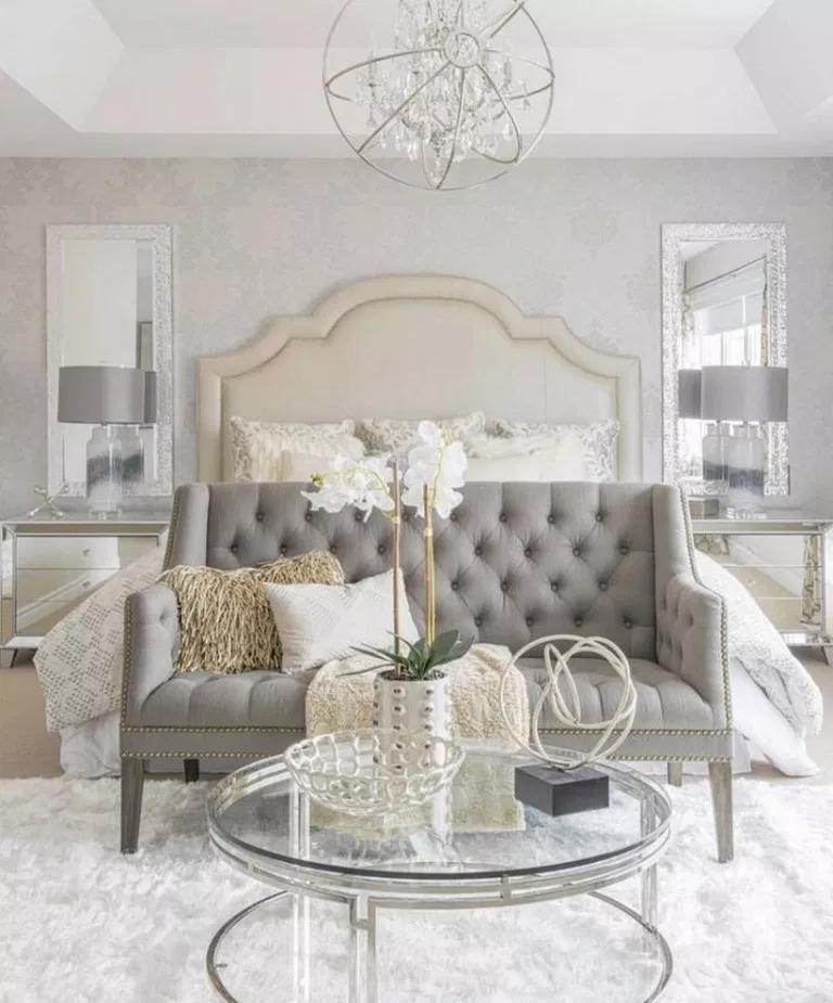 50 Cozy Farmhouse Master Bedroom Remodel Ideas: 50+ Queen Bedroom Sets Live Like A Queen 15