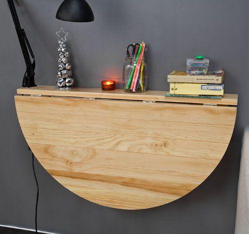 Image result for escritorio plegable pared - Mesas escritorio plegables ...