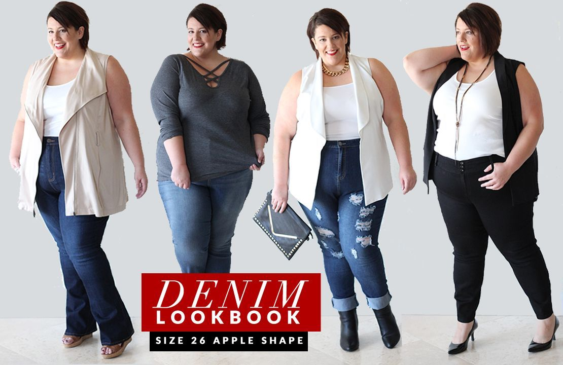 plus size outfits for apple shape 50+ best outfits in 2019 ...