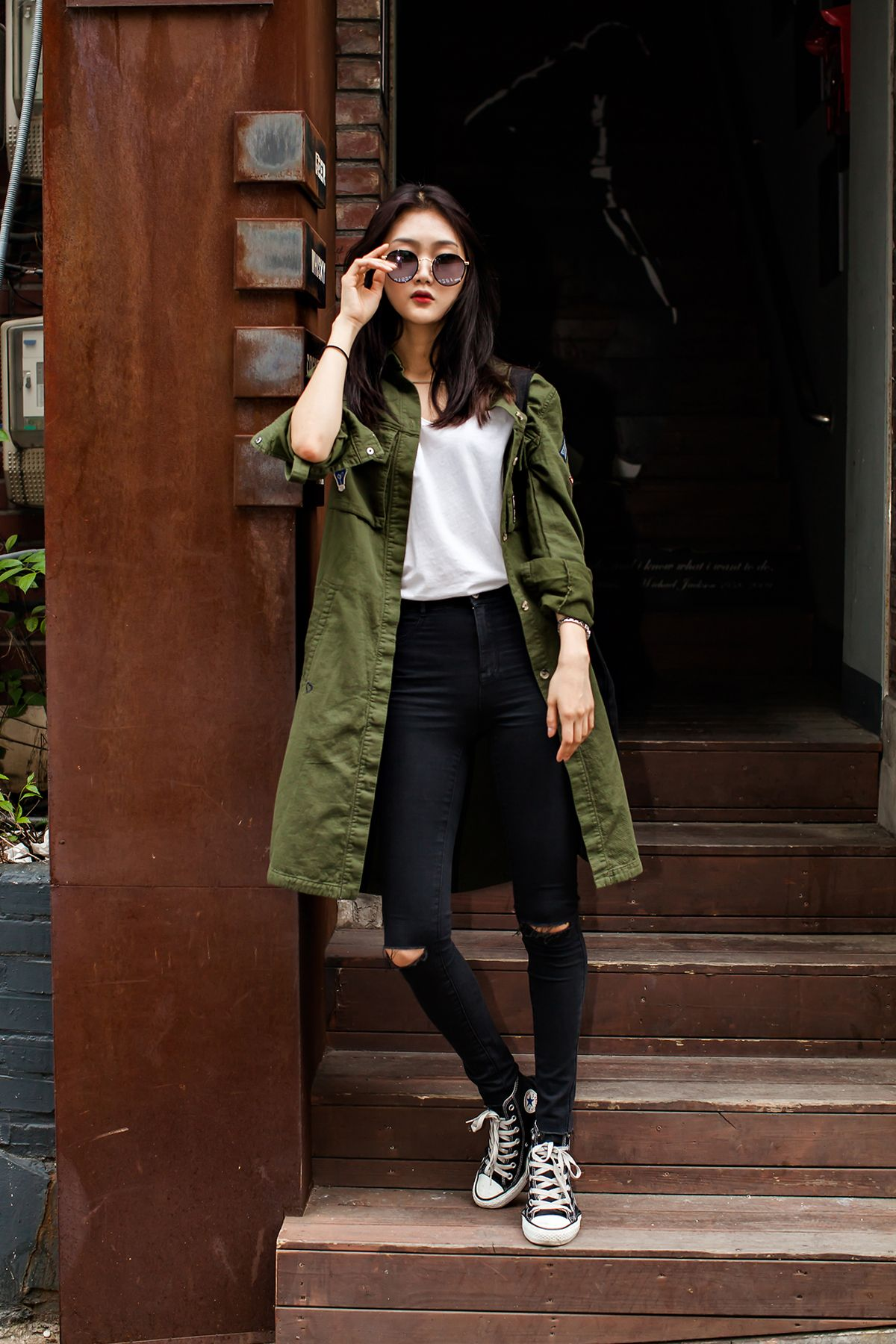 Street Style Choi Moonyoung Seoul Pinterest Seoul Street Styles And Street