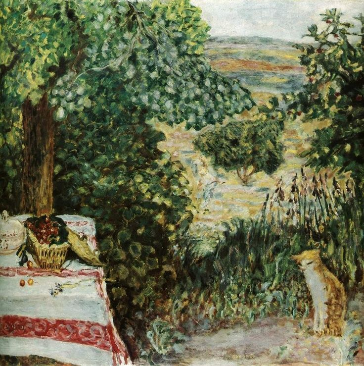 Pierre Bonnard 1867 1947 French Pierre Bonnard Garden