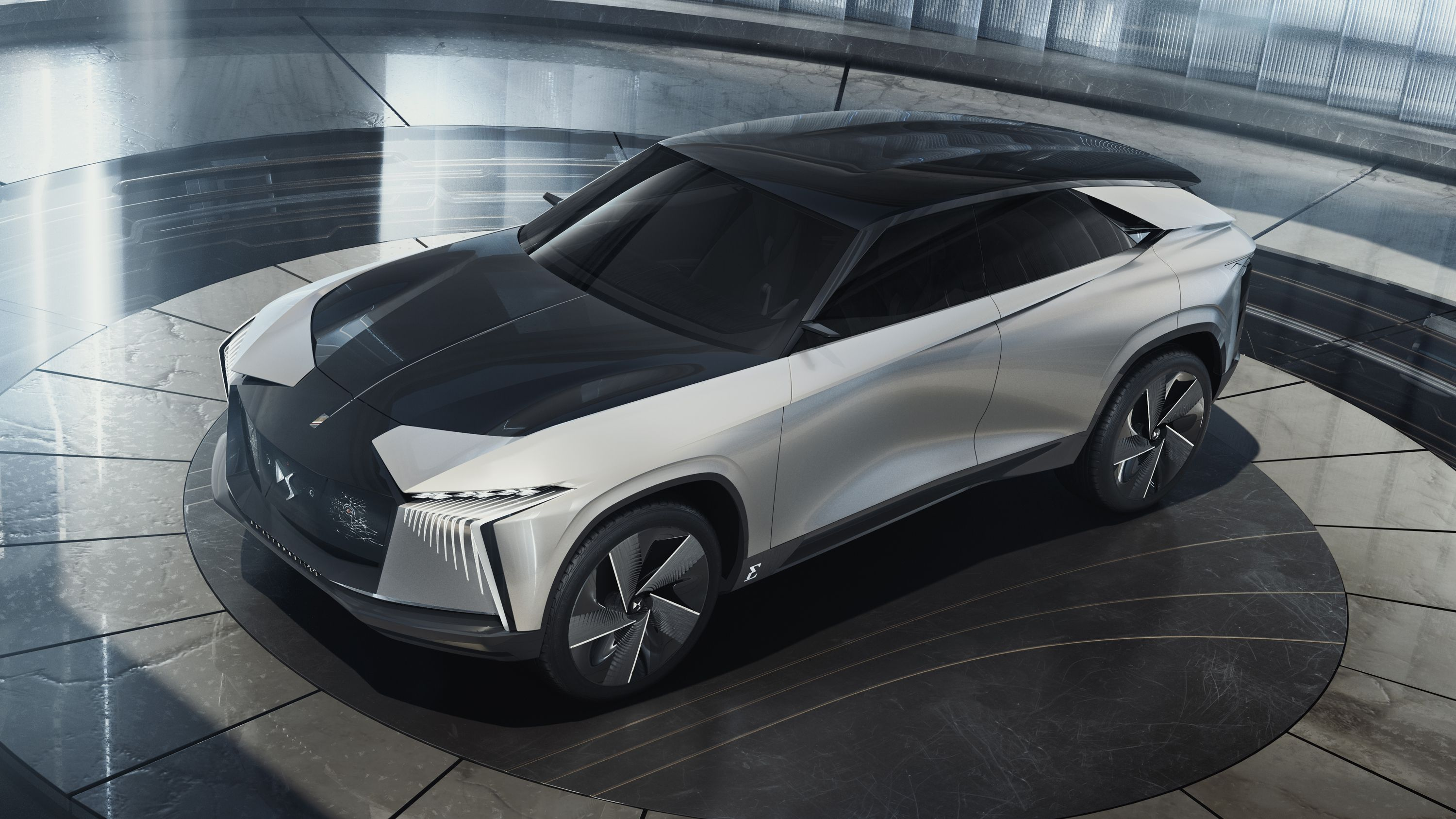 Ds Aero Sport Lounge Crossover Concept Is Stylish Electric Luxury In 2020 Concept Cars Luxury Car Brands Ds Automobiles