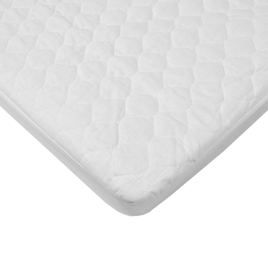 American Baby Company Waterproof Quilted Pads For Cribs Mini Cribs And Porta Cribs Mattress Pad Cover Crib Mattress Pad Bassinet Mattress