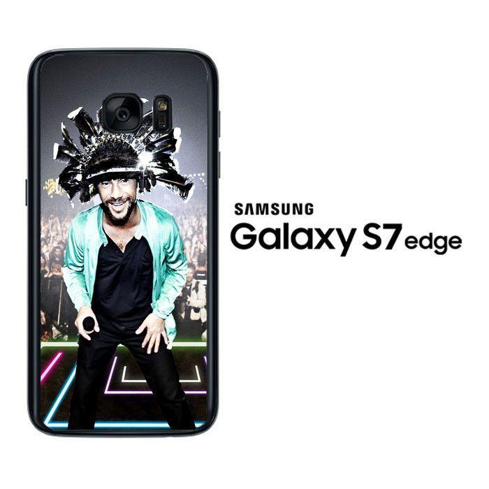 Jamiroquai Album Z0590 Samsung Galaxy S7 Edge Case