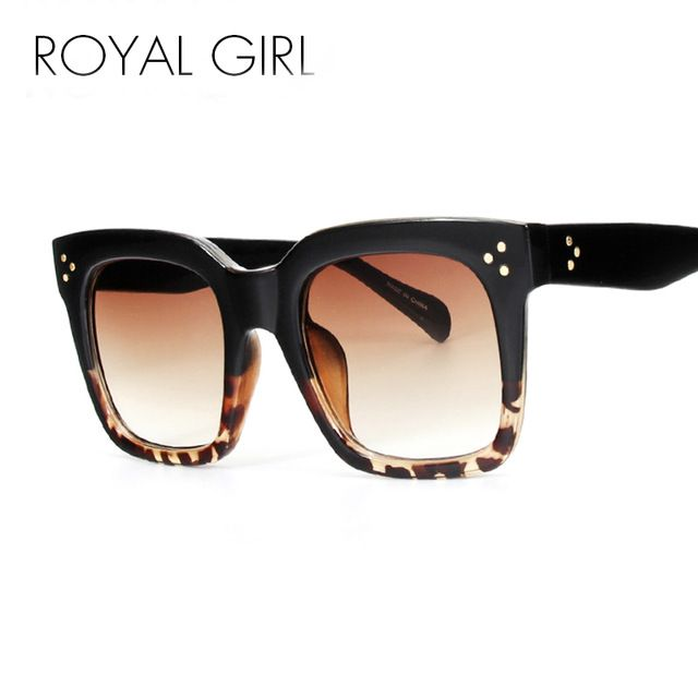 Promotion price ROYAL GIRL 2017 NEW Brand Sunglasses for women Vintage Retro Sun glasses Acetate Glasses ss295 just only $5.99 with free shipping worldwide  #womanaccessories Plese click on picture to see our special price for you